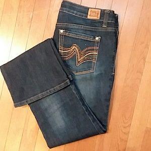 l.e.i. jeans